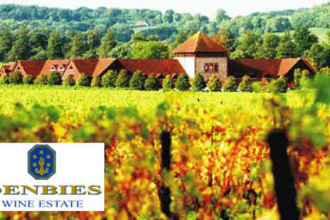 Denbies Vineyard - English Wine Day with Lunch for Two - Save 0%