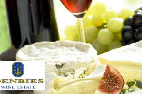 Denbies Vineyard - Cheese Making and Wine Tasting for Two - Save 0%