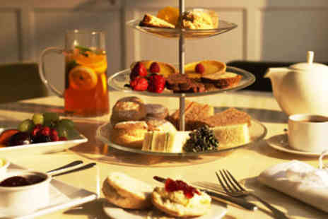 Episode hotel - Afternoon Tea for Two - Save 0%