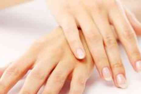 Beauty 2 - Luxury manicure - Save 72%