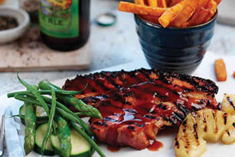 The Vineyard - Two Course Pub Meal and Drink for Two - Save 0%