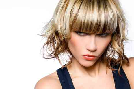 Remix Cuts & Colours - Half Head Highlights with Wash, Cut and Two Minute Treatment - Save 0%