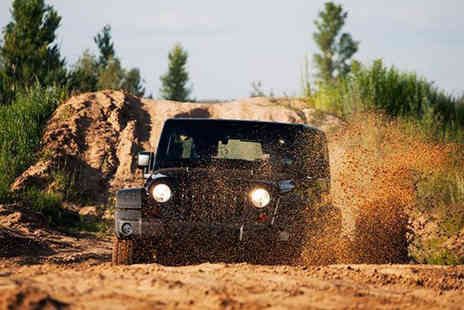 Action Adventure Activities - 4x4 off road driving experience - Save 67%