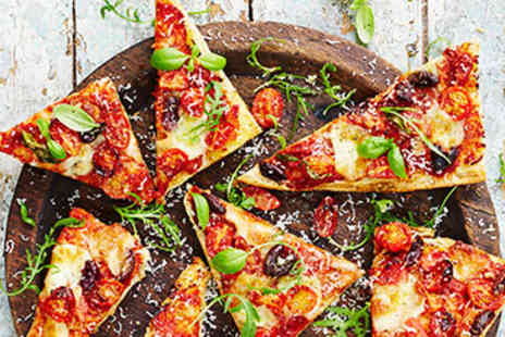 The Jamie Oliver Cookery School - Pizza for Pros Cookery Course - Save 0%