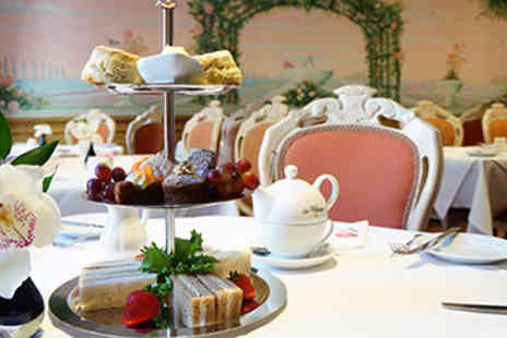 The London Elizabeth Hotel - Sparkling Afternoon Tea for Two - Save 0%