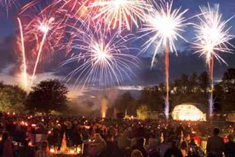 Hatfield House - Battle Proms Classical Summer Concert for Two - Save 20%