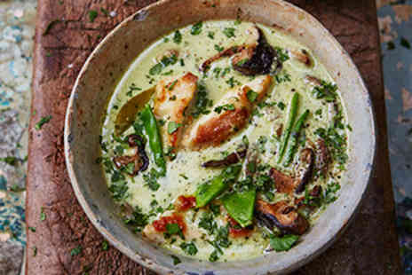 The Jamie Oliver Cookery School - Thai Green Cookery Class for Two - Save 0%