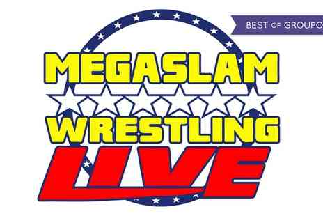 Megaslam American Wrestling - One or four tickets to Megaslam American Wrestling on 20 January To 3 February - Save 0%