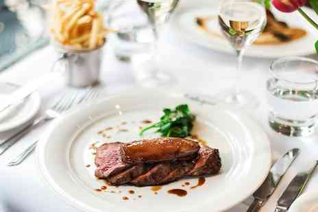 Brula Restaurant - Chateaubriand & Prosecco for 2 - Save 0%