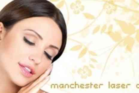 Manchester Laser Clinic - Three Soft Light Laser Peel Facial Sessions - Save 78%