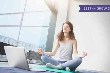 JD Courses - Online Yoga Course for Beginners - Save 94%