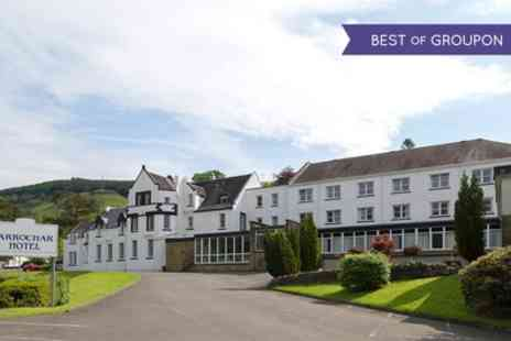 The Arrochar Hotel - One to Three Nights Stay for Two with Cooked Breakfast and Option for Three Course Dinner - Save 0%