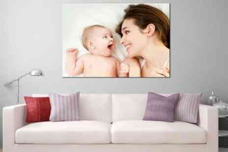 Grangeprint - One or Two A2 Large Canvas Prints - Save 89%