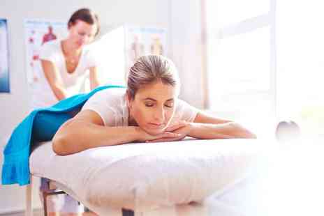 Brampton Therapy Centre - One Hour Deep Tissue or Sports Massage with Consultation - Save 46%