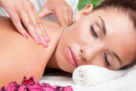 Lirio Therapy - Massage and Body Wrap Plus Facial - Save 60%