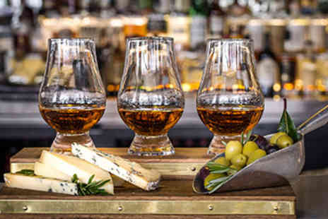 Gordon Ramsays - Whisky and Cheese Pairing for Two - Save 0%
