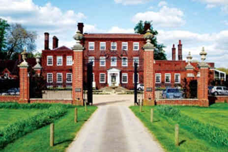 Henlow Grange - Champneys Spa Break for Two - Save 25%
