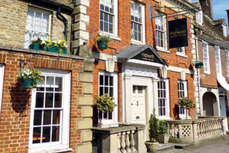 The Highworth Hotel - Sparkling Afternoon Tea for Two - Save 0%