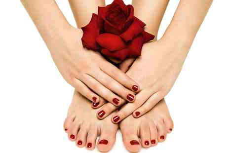 Tranquilo Beauty - Manicure or Pedicure or Both - Save 56%