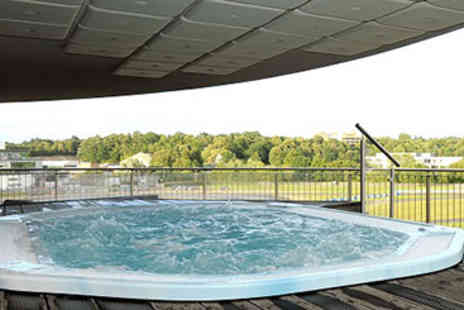 Brooklands Hotel - Spa Treat with Lunch or Afternoon Tea - Save 50%