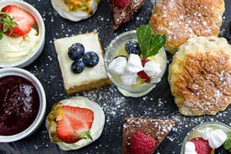 Makeney Hall Hotel - Champagne Afternoon Tea for Two - Save 0%