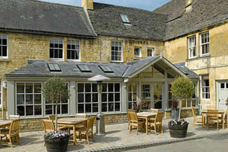 Noel Arms Hotel - Hotel Escape with Dinner for Two - Save 10%