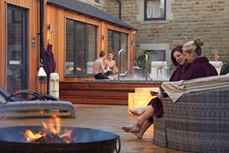 Three Horseshoes Country Inn - Spa Break for Two - Save 37%