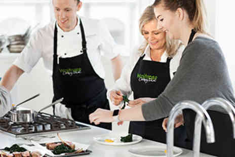 Waitrose Cookery School - Full Day Cookery Course - Save 0%