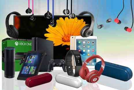 spartanoutlet - Mystery Electronics Deal of products include Beats headphones, an Apple iPad 3, an Xbox One, Seiko TV and more - Save 0%