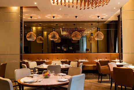 The Montcalm - Six course tasting menu for two with a bottle of Prosecco - Save 0%