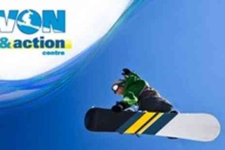 Avon Ski & Action Centre - Dry Slope Skiing or Snowboarding Plus Archery, Shooting, or Mountain Boarding - Save 55%