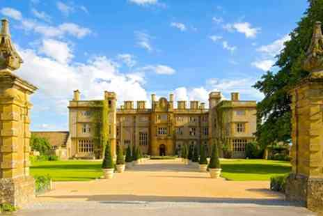 Eynsham Hall - One to Three Nights Stay for Two with Breakfast, Three Course Dinner and Leisure Access - Save 42%