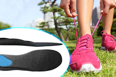 Sole Control - Classic Full Length Insoles - Save 45%