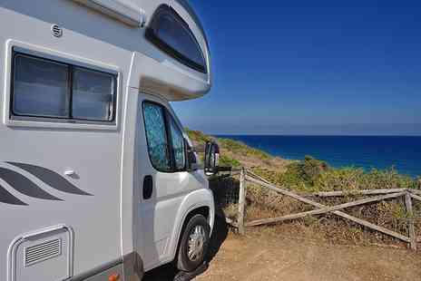 National Motorhomes - Luxury motor home hire for three or seven nights - Save 55%
