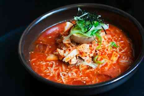 Jihwaja - Choice of Ramen with Beer and Soft Drink for Up to Four - Save 52%