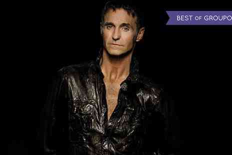 Marti Pellow - One price band A ticket to see Marti Pellow on 15 To 27 March - Save 36%