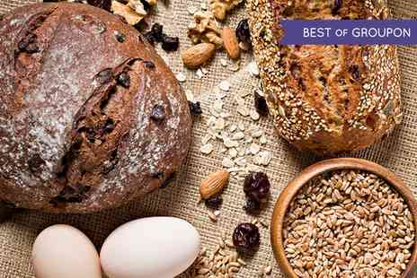 The Smart School of Cookery - Artisan Bread Making Class - Save 68%