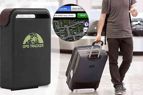 Mooch - Real Time GPS Luggage Tracker - Save 70%