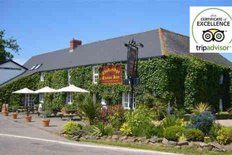 The Thelbridge Cross Inn - One or Two Night Stay For Two With Breakfast - Save 0%