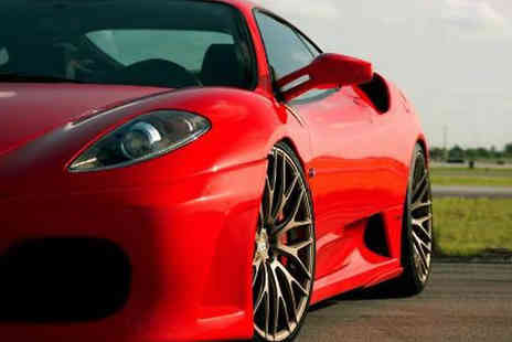Drive me - Supercar Driving Experience  4 or 6 Laps - Save 0%