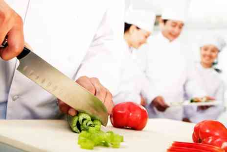 The Smart School of Cookery - Knife Skills Cooking Class for One or Two - Save 68%