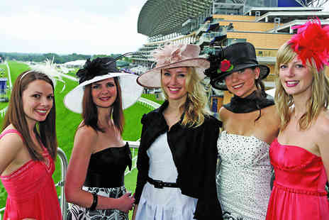 Newmarket Holidays - Ladies Day at Royal Ascot on 21 Jun 2017, Coach Transfers, 1 Night Hotel Stay and Day Ticket - Save 0%