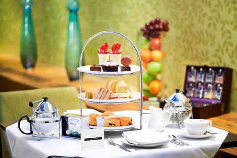 The Hilton London - Afternoon Tea for Two - Save 0%