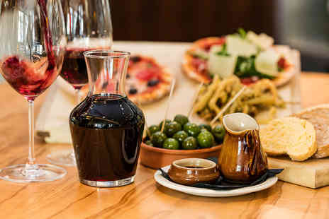 Diciannove Restaurant - Three Course Italian Meal for Two - Save 0%
