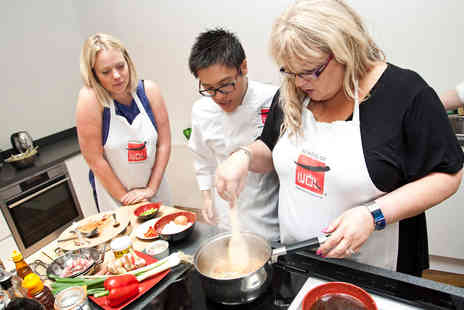 the School of Wok - Evening Oriental Cookery Class - Save 0%