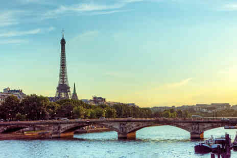 The Eiffel Tower - Luxury Paris Day Trip and Lunch for One - Save 0%