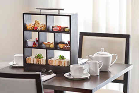 DoubleTree by Hilton - Afternoon Tea for Two - Save 50%