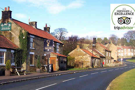 The Buck Inn - One or two Night Inn Stay For Two With Breakfast Plus Optional Dinner - Save 0%