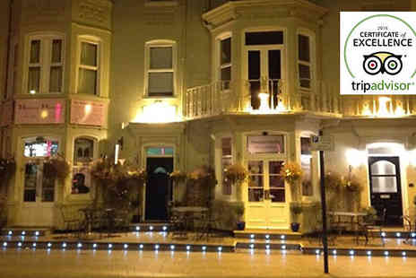Henrys on the Prom - One or two Night Stay For Two Plus Breakfast - Save 19%