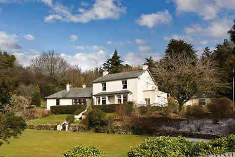 Uplands Hotel - One or two night Lake District Escape for Two with Breakfast - Save 34%